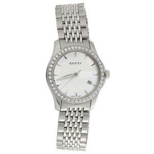 Gucci Custom .6 CT Diamond Watch